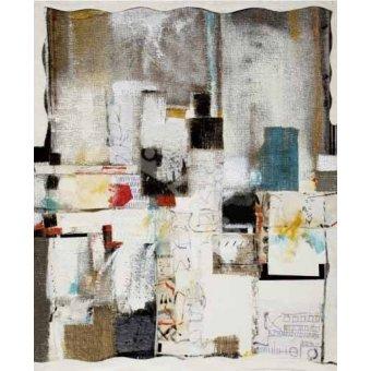 - Cuadro -Abstracto - Interiores- - Herron, Marisa