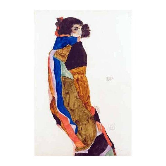 cuadros de retrato - Cuadro -Moa, 1911-