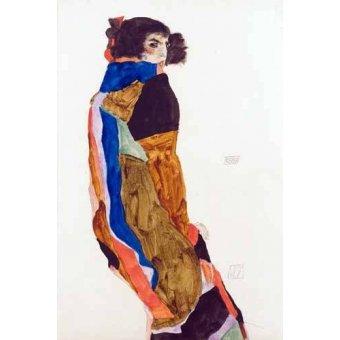 - Cuadro -Moa, 1911- - Schiele, Egon
