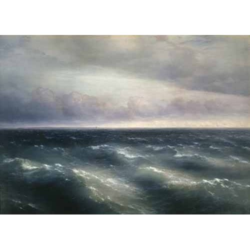 Cuadro -The Black Sea, 1881-