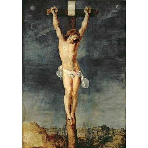 Cuadro -Cristo en la cruz-