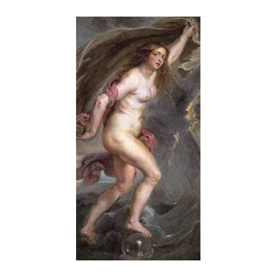 cuadros de retrato - Cuadro -La Fortuna-