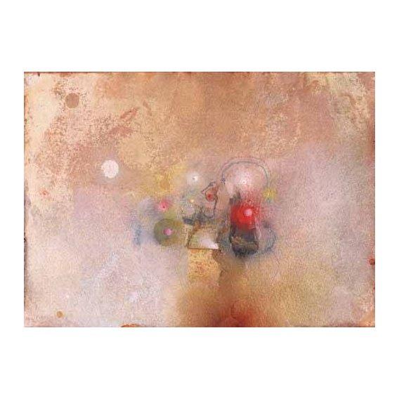 cuadros abstractos - Cuadro -Universo-VII-