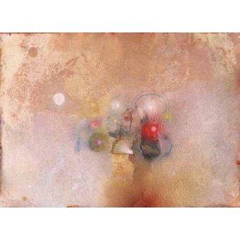 cuadros abstractos - Cuadro -Universo-VII- - Tapissan, James