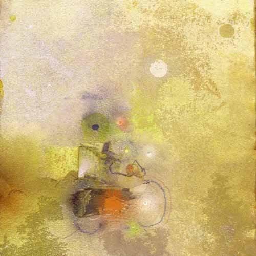 cuadros abstractos - Cuadro -Universo-IX-
