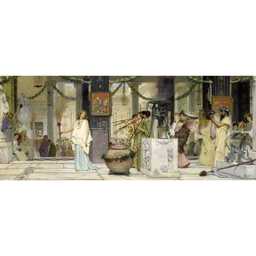 Cuadro -The vintage festival, 1871-