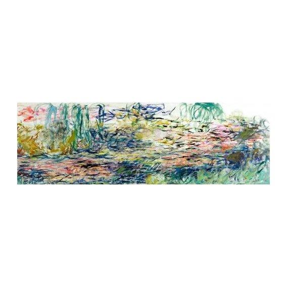 cuadros de paisajes - Cuadro -Nenúfares, 1917-