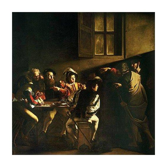 cuadros religiosos - Cuadro -La_vocacion de San Mateo-