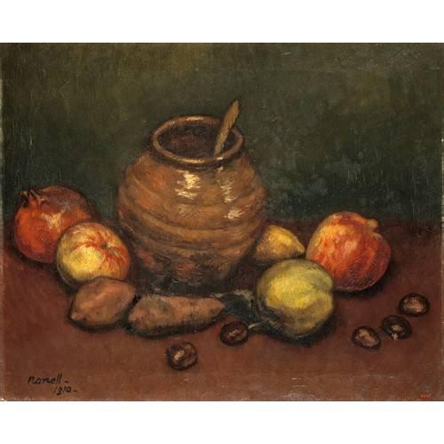 Cuadro -Still Life, 1910-