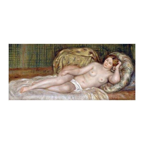 cuadros de desnudos - Cuadro -Large Nude, 1907-