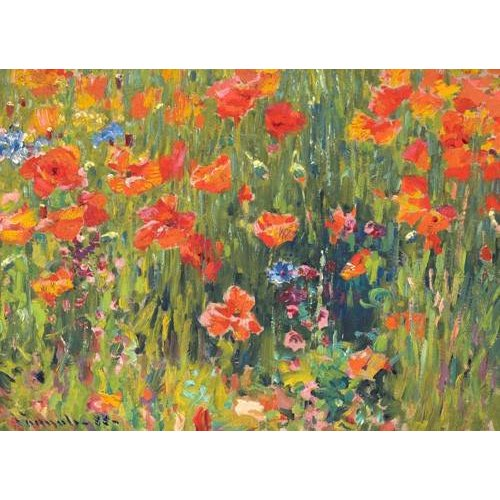 cuadros de flores - Cuadro -Amapolas, 1888-