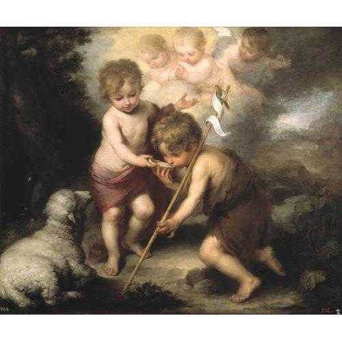 Cuadro -Los niños de la concha-