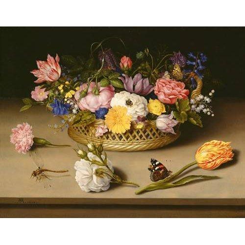 Cuadro -Flower Still Life-