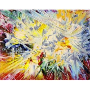 cuadros abstractos - Cuadro -Abstractos DR_img027- - Reis, Davide
