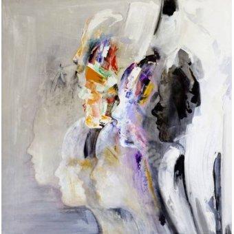 Hall - Cuadro -Abstracto RM_022- - Martinez, Rafael