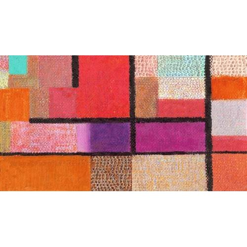cuadros abstractos - Cuadro -La Playa-