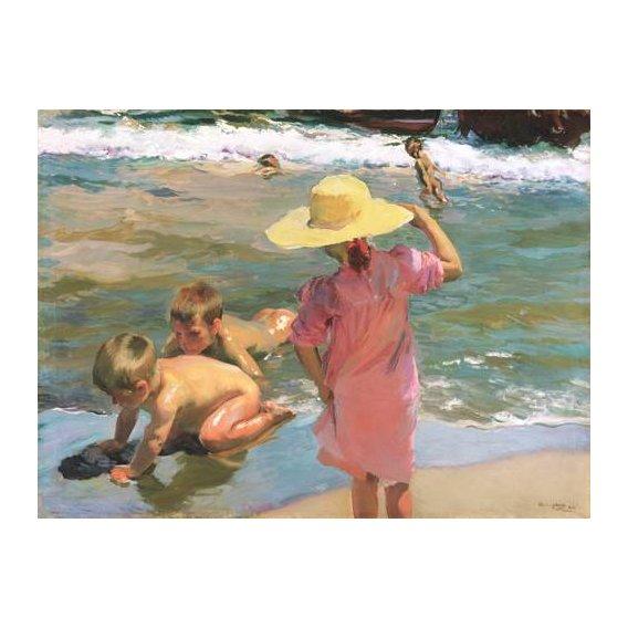 cuadros de marinas - Cuadro -Dos Hermanas, Valencia-