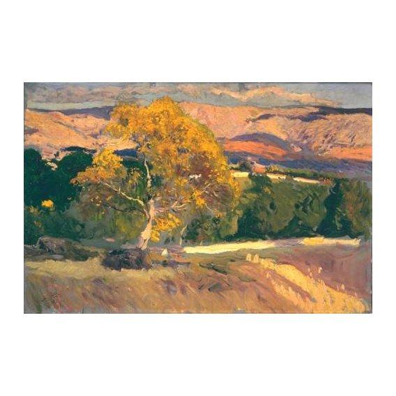 cuadros de paisajes - Cuadro -Los Jovenes Anfibios, 1903-