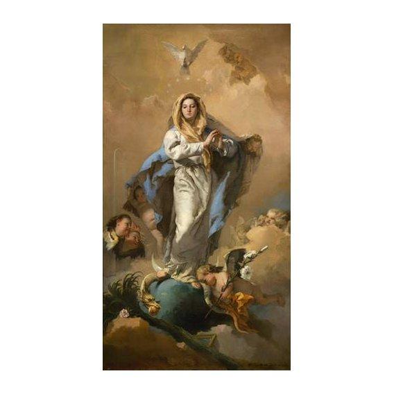 cuadros religiosos - Cuadro -La Inmaculada Concepción-