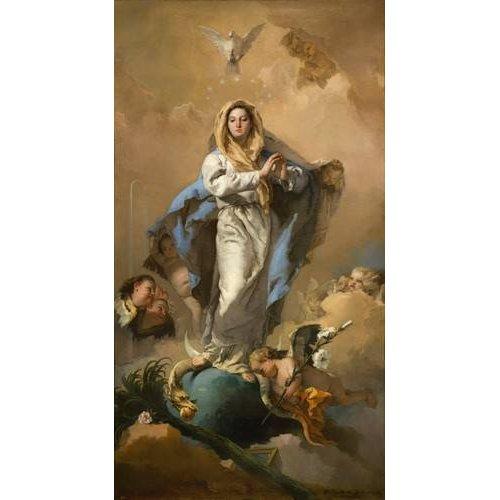Cuadro -La Inmaculada Concepción-