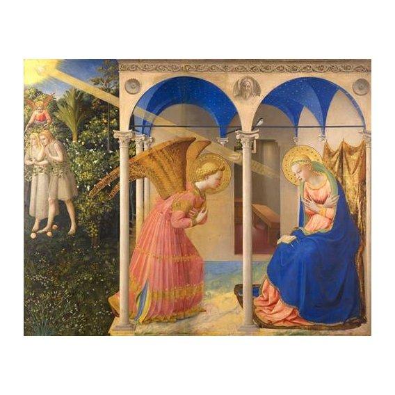 cuadros religiosos - Cuadro -La Anunciación-