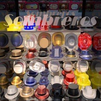 - Cuadro -La tienda de sombreros- - Aguirre Vila-Coro, Juan