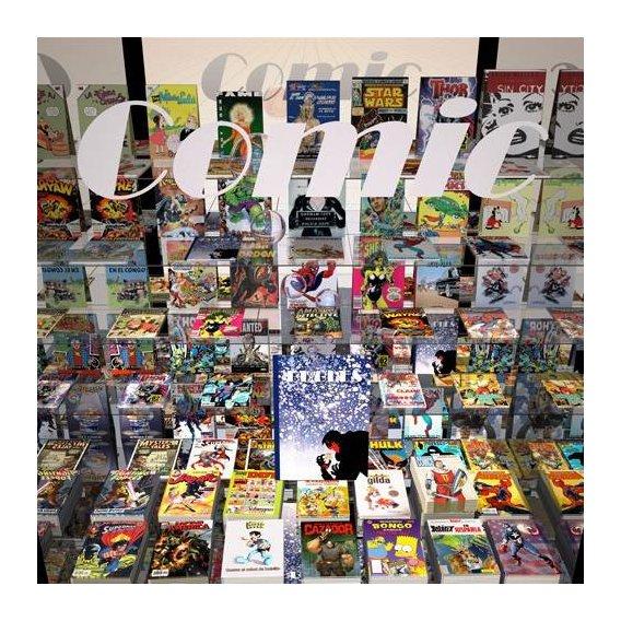 cuadros modernos - Cuadro -La tienda del comic-
