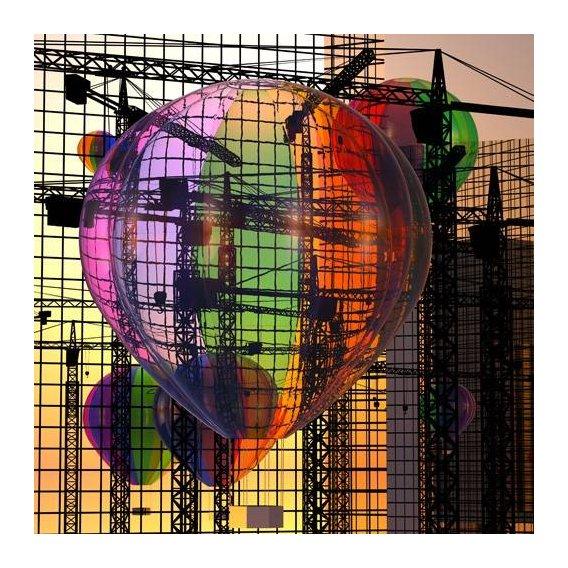 cuadros modernos - Cuadro -La jungla de cristal 1-