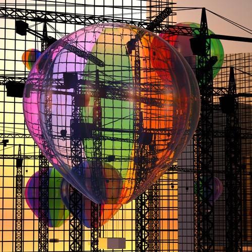 cuadros-modernos - Cuadro -La jungla de cristal 1- - Aguirre Vila-Coro, Juan