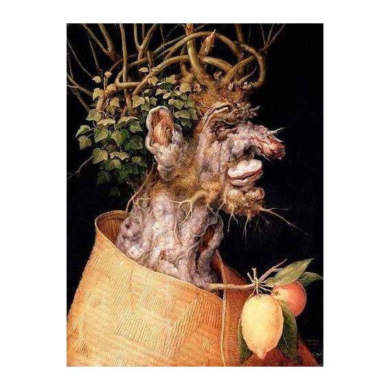 cuadros decorativos - Cuadro -El invierno-