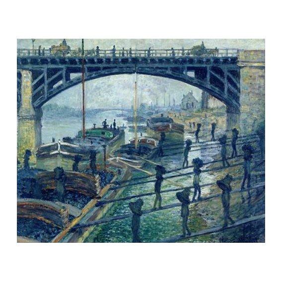cuadros de paisajes - Cuadro -The Coalmen-
