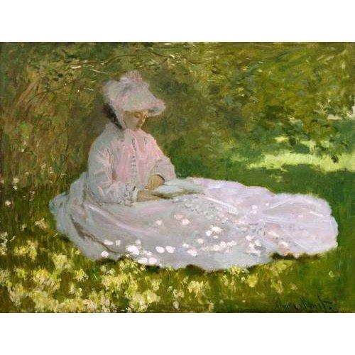 Cuadro -Primavera, 1872-