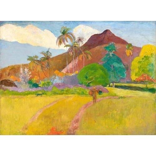 Cuadro -Tahitian_Landscape-