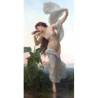 - Cuadro -L'Aurore- - Bouguereau, William