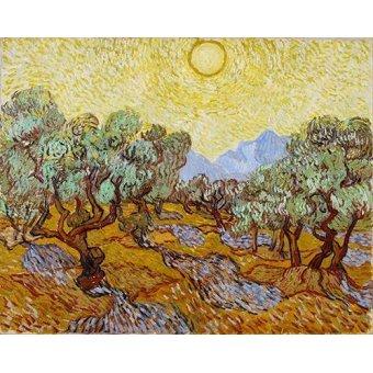 Cuadro -Olive Trees-