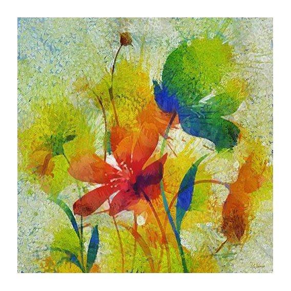 cuadros abstractos - Cuadro -Moderno CM8818-