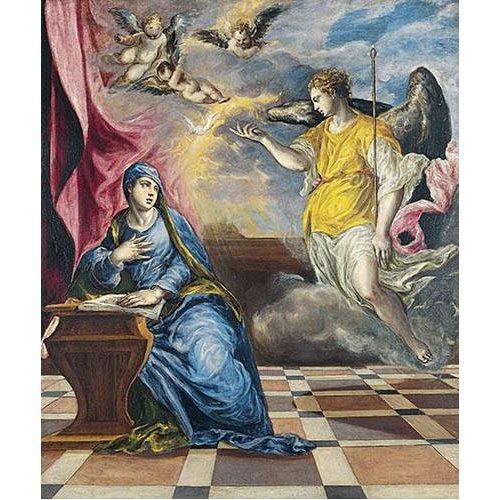 Cuadro -La Anunciación, 1576-