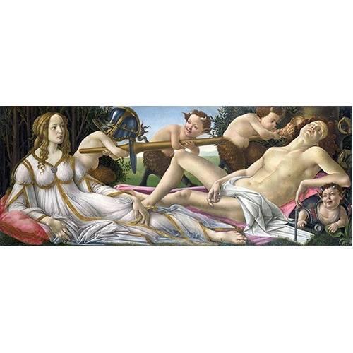 cuadros de retrato - Cuadro -Venus y Marte-