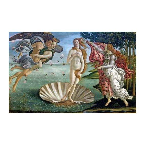 cuadros de retrato - Cuadro -El nacimiento de Venus-