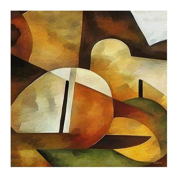 cuadros abstractos - Cuadro -Moderno CM8889-