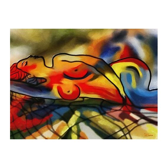 cuadros modernos - Cuadro -Moderno CM9640-