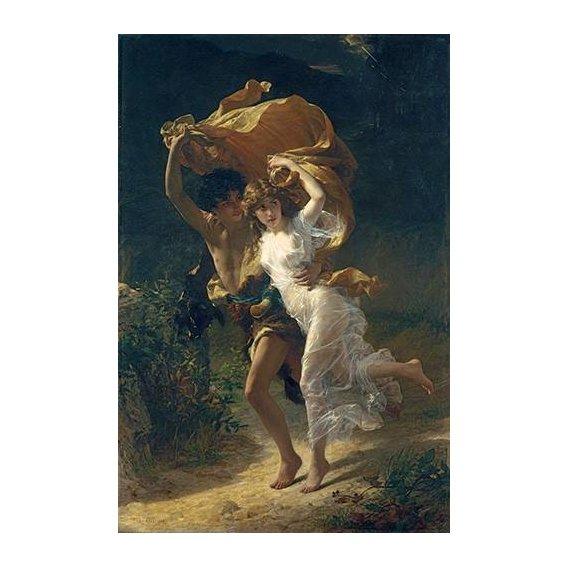 cuadros de retrato - Cuadro -The Storm, 1880-