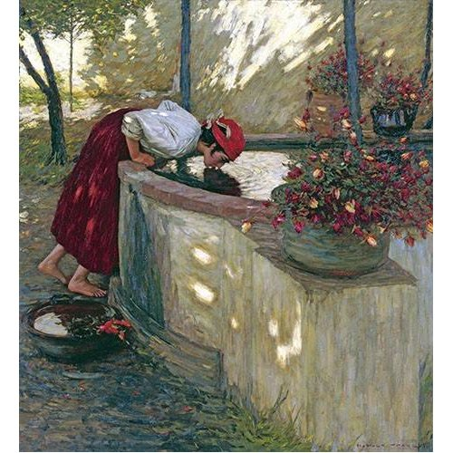 Cuadro -Ligurian Roses-