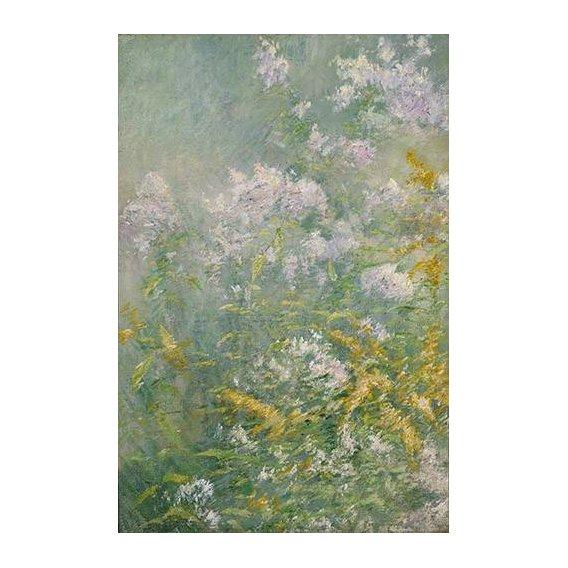 cuadros de flores - Cuadro -Flores del prado-