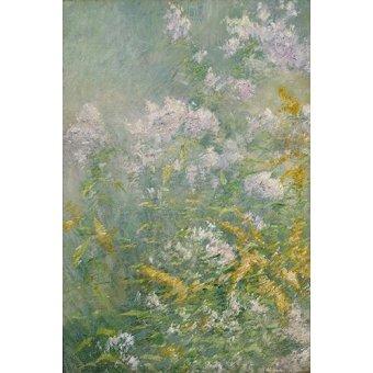 cuadros de flores - Cuadro -Flores del prado- - Twachtman, John