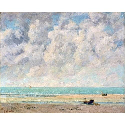 cuadros de marinas - Cuadro -El mar en calma-