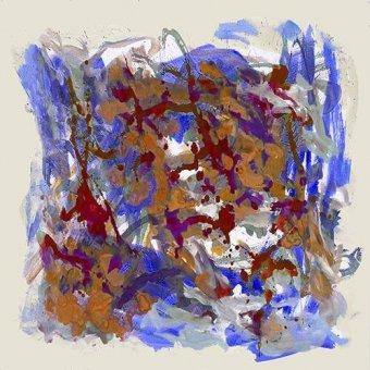 cuadros abstractos - Cuadro -Mapa de Europa- - Ricardo, Emilio