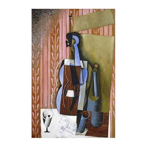 cuadros abstractos - Cuadro -Violin-