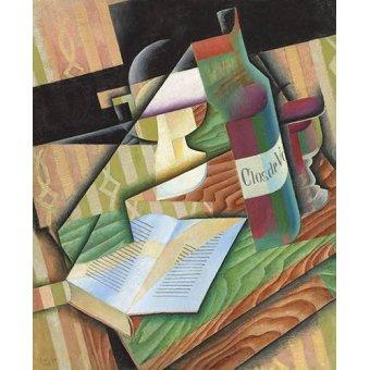Cuadro -Le livre-