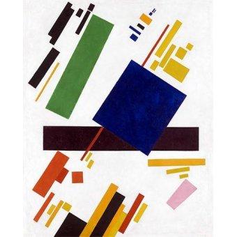 - Cuadro -Suprematist Composition- - Malevich, Kazimir S.